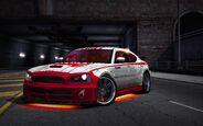 CarRelease Dodge Charger SRT-8 Super Bee Red Juggernaut