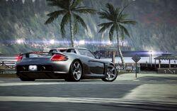 CarRelease Porsche Carrera GT Silver