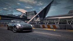 CarRelease Nissan 350Z Z33 Grey
