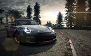CarRelease Porsche 911 GT3 RS (997 MK2) Grey 3