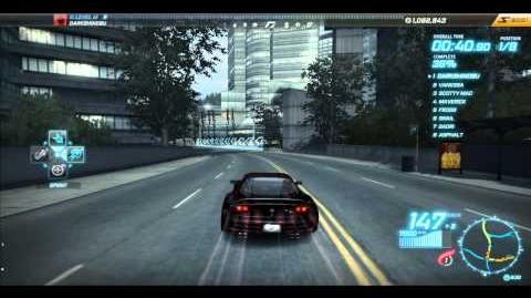 "NFS World - Sprint ""Lincoln Boulevard"" - Single Player - 23"
