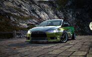 CarRelease Mitsubishi Lancer Evolution X Revolution 3