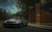CarRelease BMW M3 GTR E46 Street Silver 2