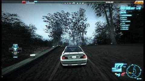 "NFS World - Sprint ""North Belleza"" - Single Player - 39"