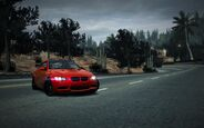 CarRelease BMW M3 GTS Orange 2