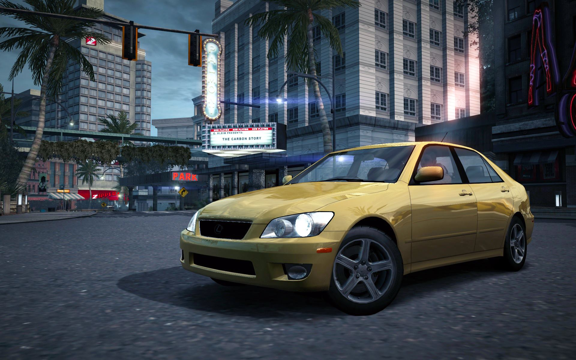 Lexus Is 300 Nfs World Wiki Fandom Powered By Wikia