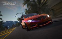CarRelease BMW M3 GTS Orange
