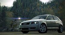 CarRelease Audi A3 3.2 quattro Grey 2
