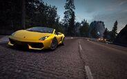 CarRelease Lamborghini Gallardo LP560-4 Spyder Yellow 4
