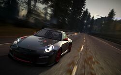 CarRelease Porsche 911 GT3 RS (997 MK2) Grey