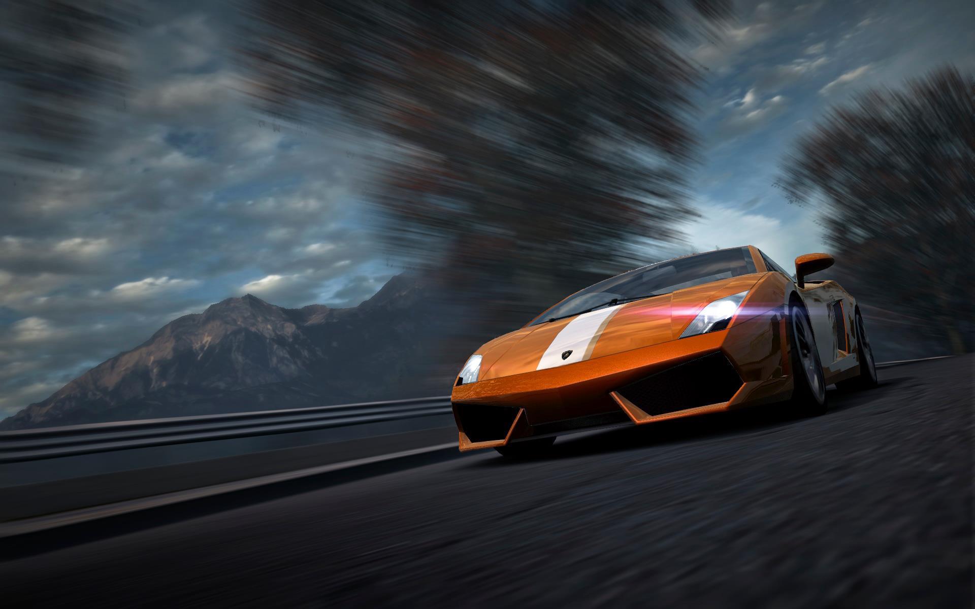 CarRelease Lamborghini Gallardo LP 550 2 Valentino Balboni Orange 2