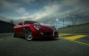 CarRelease Alfa Romeo 8C Competizione Red 2