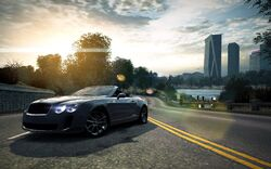 CarRelease Bentley Continental Supersports (Convertible) Grey