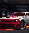 AMSection Dodge Charger SRT-8 Super Bee Red Juggernaut