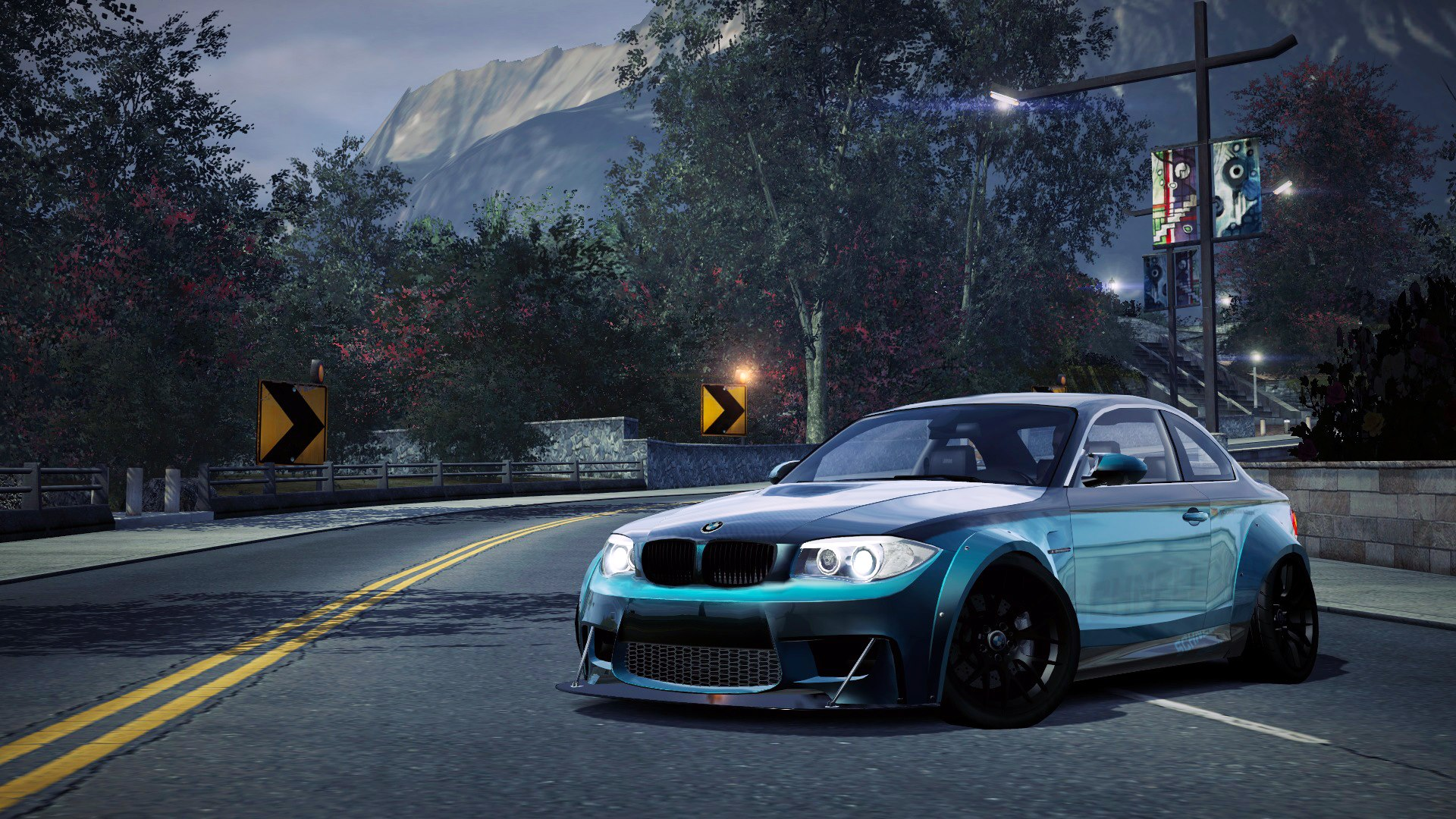 Image CarRelease BMW Series M Coupe Schnelljpg NFS World - Bmw 1 series m coupe