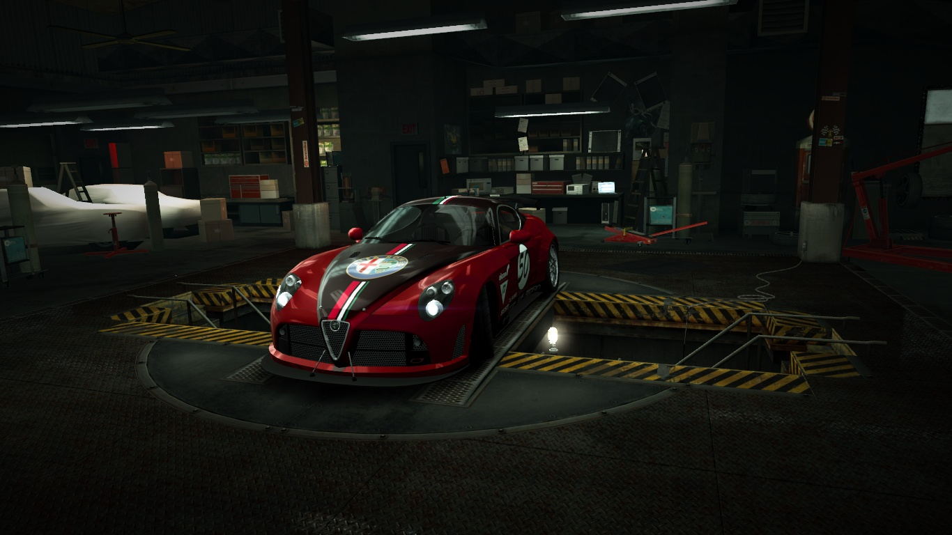 Cars best in class nfs world wiki fandom powered by wikia for Garage specialiste alfa romeo