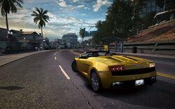 CarRelease Lamborghini Gallardo LP560-4 Spyder Yellow