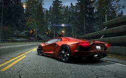 CarRelease Lamborghini Aventador LP 700-4 Orange