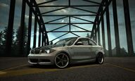 CarRelease BMW 135i Coupe Blacktop 2