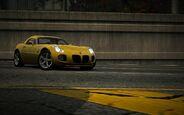 CarRelease Pontiac Solstice GXP Yellow 2