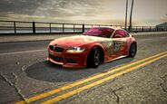 CarRelease BMW Z4 M Coupe Tonys Pizza