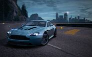 CarRelease Aston Martin V12 Vantage Blue 2