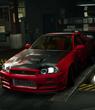 AMSection Nissan Skyline GT-R R34 NISMO Z-Tune Red Juggernaut