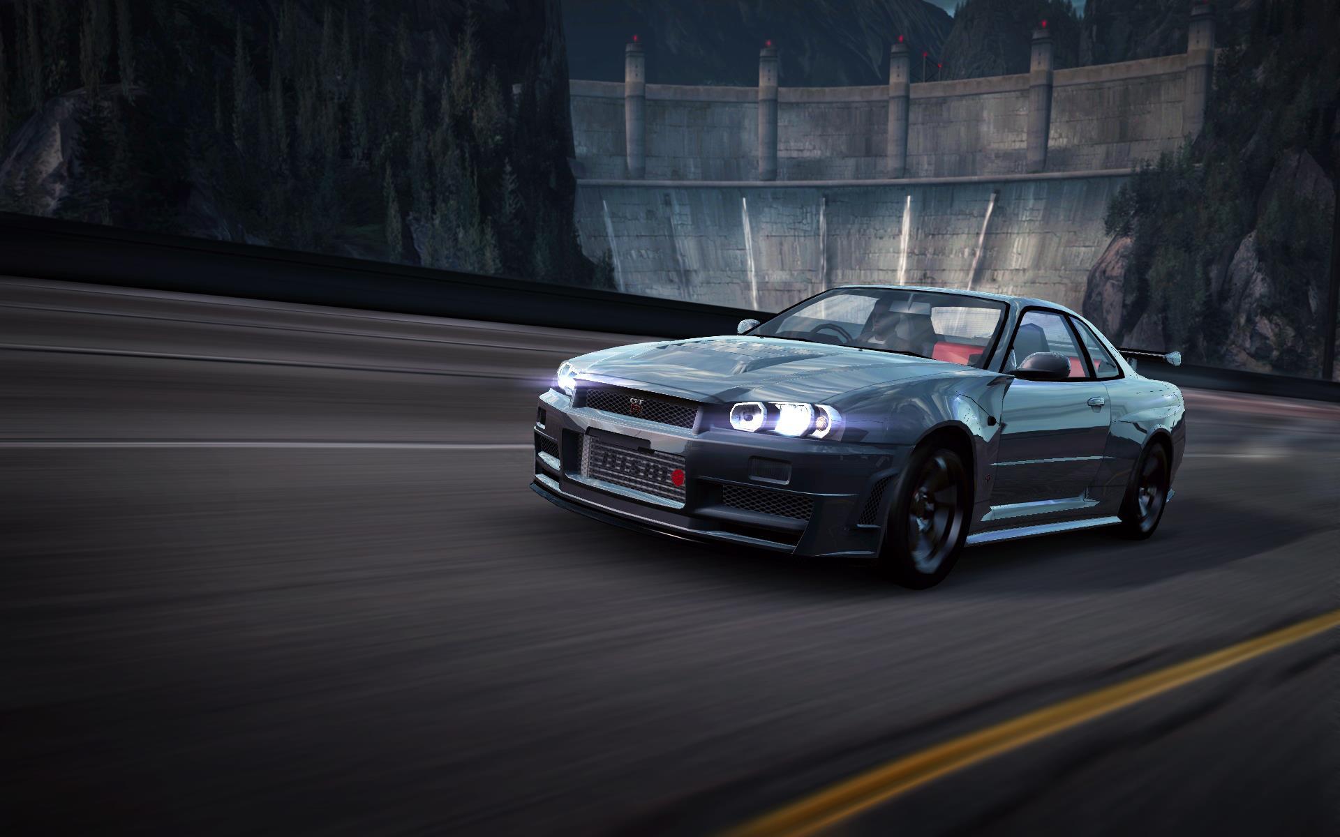 Nissan Skyline GT R R34 NISMO Z Tune