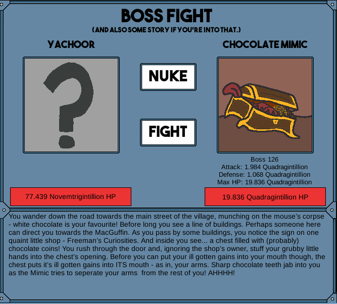 Boss Fights | NGU Idle Wiki | FANDOM powered by Wikia