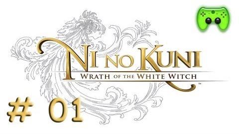 Let's Play Ni No Kuni Demo 01 Deutsch HD Blind - Der finstere Wald