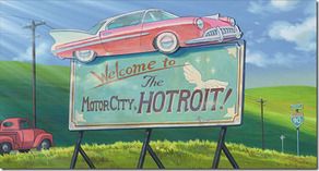 Welcome to Hotroid