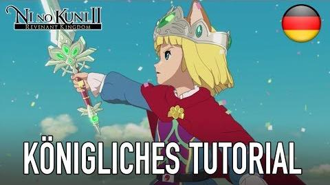 Ni no Kuni II Revenant Kingdom - Königliches Tutorial