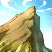 Cloud's End Cliff