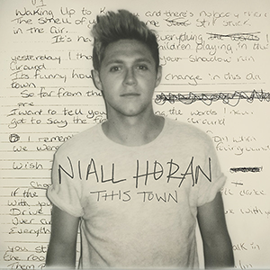 Niall Horan - This Town single cover