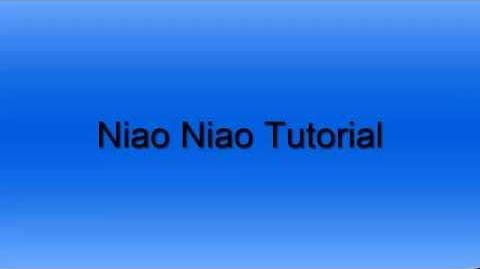 NIAONiao Tutorial Creating a NIAONiao vb with UTAU Samples