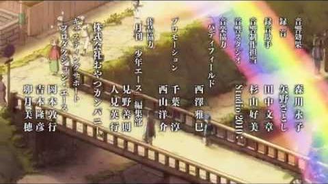 Nichijou - Ending 6 (My Ballad)