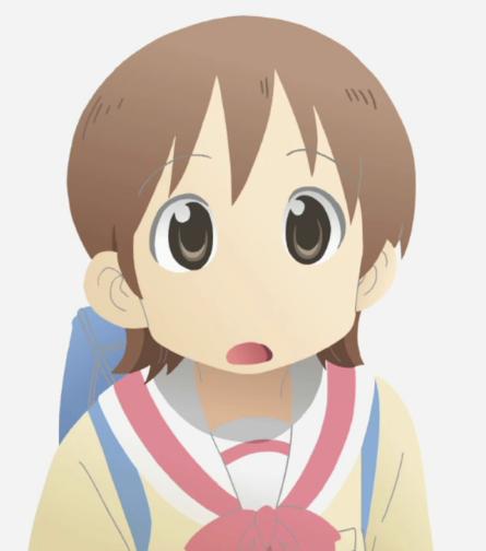 Aioi Yuuko - Nichijou - Zerochan Anime Image Board