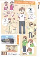 Yuuko's Fashion