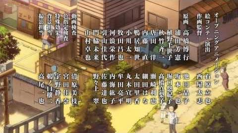 Nichijou ED13 - Ep23 - Sora ga Konna ni Aoi to wa