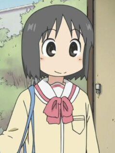 Nano Shinonome   Nichijou Wiki   FANDOM powered by Wikia