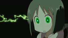 Sense of apprehension nano suddenly flashes through her mind