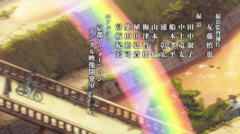 日常26話ED2 旅立ちの日に 1080p