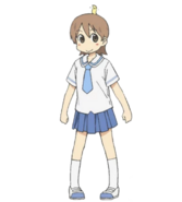 Yuuko's School uniform
