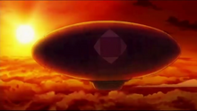 Fey Kingdom airship e21