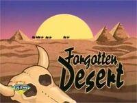 Forgotten Desert