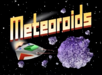 Nick Arcade Meteoroids