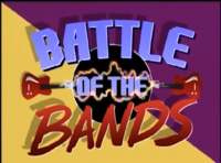 Nick Arcade Battle of the Bands