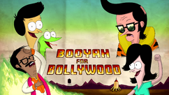 Booyah for Bollywood