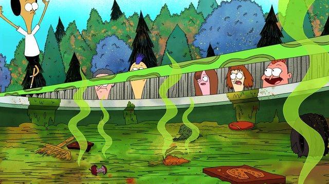 "Nickelodeon's Sanjay and Craig ""Stink Boy"""