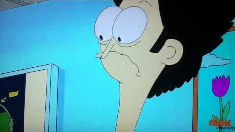 Sanjay and Craig My blueberries!
